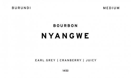 NYANGWE     BURUNDI  /200g