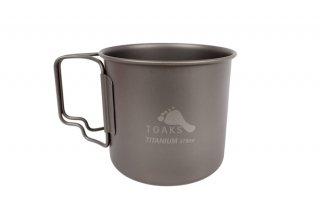 TOAKS (トークス) チタニウム カップ CUP-375