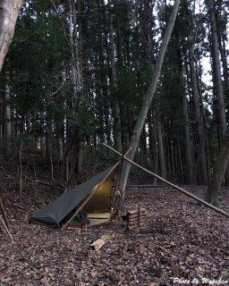Wanderer's Tarp(ワンダラーズタープ)※初期ロット10%OFF