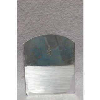関川釜地青紙付南京鉋36ミリ真鍮埋め込み