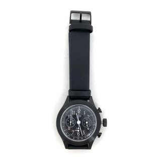 <span>Vague Watch Co. 〔ヴァーグウォッチカンパニー〕</span>2EYES クロノグラフ BLK