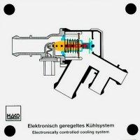 電子制御式冷却システム