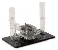 水電気分解セット H2/O2 230