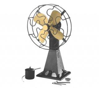 スターリングエンジン扇風機