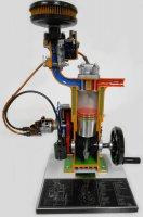 4サイクル・ガソリンエンジン説明模型