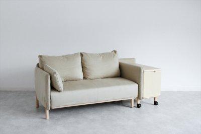 Sofa & Side Wagon