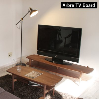 <img class='new_mark_img1' src='https://img.shop-pro.jp/img/new/icons20.gif' style='border:none;display:inline;margin:0px;padding:0px;width:auto;' />50%OFF Arbre TV Board