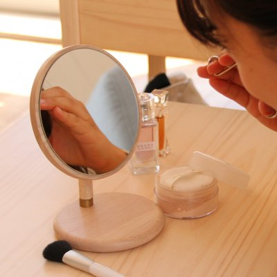 Ladybug mirror