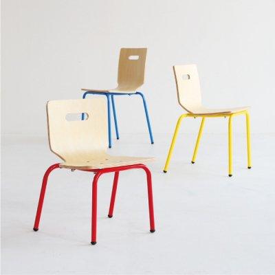 PLETO Steel Chair