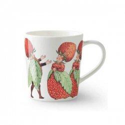 Elsa Beskow エルサべスコフ 手付きマグカップ The Strawberry family ストロベリーファミリー デザインハウス ストックホルム