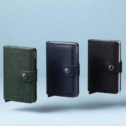 SECRID セクリッド(シークリッド) ミニウォレット クリスプル/ランゴ Miniwallet crisple/rango 財布 カードケース