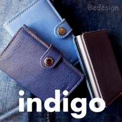 <img class='new_mark_img1' src='https://img.shop-pro.jp/img/new/icons59.gif' style='border:none;display:inline;margin:0px;padding:0px;width:auto;' />SECRID セクリッド(シークリッド) ミニウォレット/スリムウォレット インディゴ Mini/Slim wallet indigo カードケース 財布