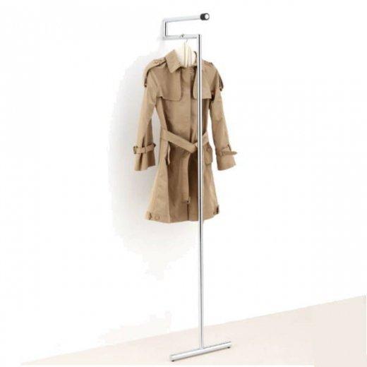 20%オフ 壁に立てかけるだけのスイス発ハンガーラック MOX SNAP coat hanger rack