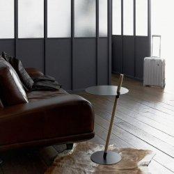 今までにない斬新な発想のサイドテーブル TUBE ROD(チューブロッド)