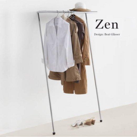 20%オフSALE 壁に立てかけるだけのモダンなハンガーラック MOX ZEN coat hanger