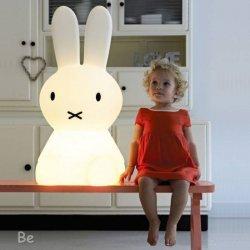 Miffy Lamp /ミッフィー・ランプ(XL) オランダ Mr. Mariaの名作うさぎのLEDライト