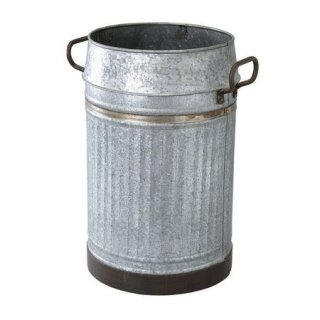 GALVA BOTH HANDLE BUCKET
