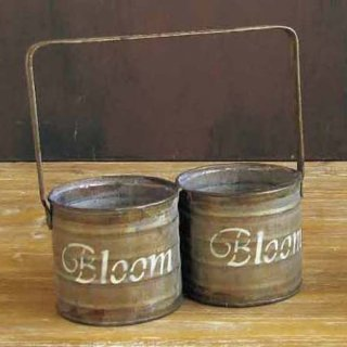 BLOOM HANDLE 2POT L