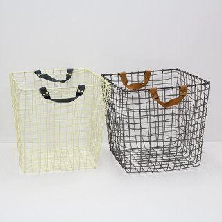 COCO WIRE HANDLE BASKET NO.07