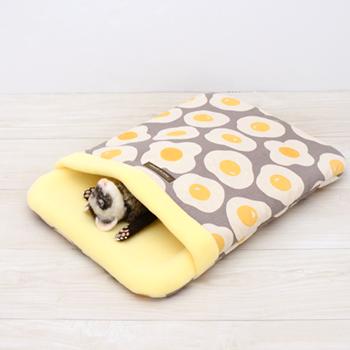めだまやき☆おふとん寝袋 Lサイズ