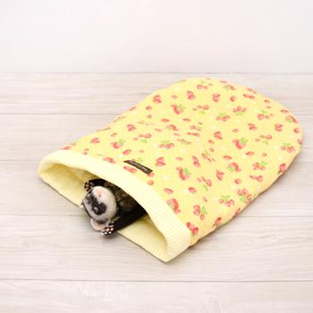 ストライプストロベリー寝袋 Lサイズ