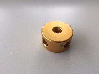 3. 丸ナット φ30-16 カラー 黄色