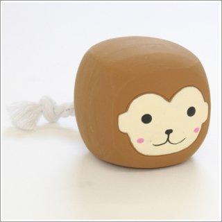 Animal Friend キューブトイ おさるさん 【Mサイズ】