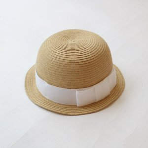 <img class='new_mark_img1' src='https://img.shop-pro.jp/img/new/icons14.gif' style='border:none;display:inline;margin:0px;padding:0px;width:auto;' />PAPER BRAID BOWLER HAT WHITE
