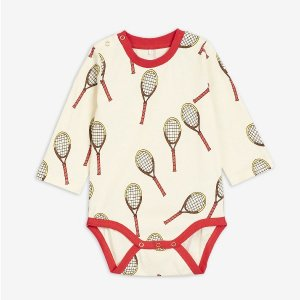 <img class='new_mark_img1' src='https://img.shop-pro.jp/img/new/icons20.gif' style='border:none;display:inline;margin:0px;padding:0px;width:auto;' />30%OFF TENNISA AOP LS BODY / OFFWHITE / mini rodini 2019ss