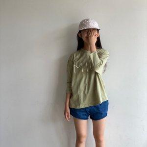 nunuforme × micro apartment / MICRO T-shirt