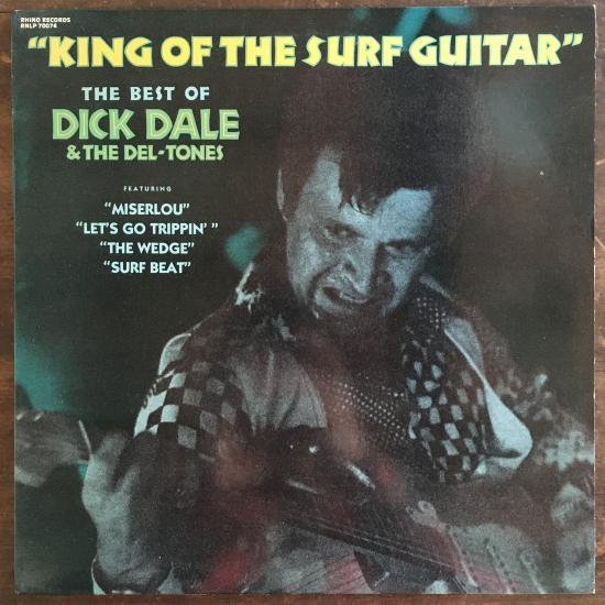 Very dick dale and the apologise