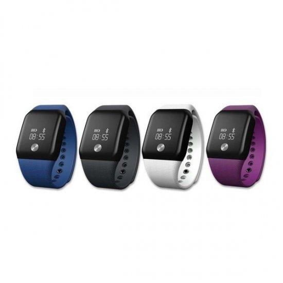 スマート ウォッチ Smart Watch V4 Bluetooth接続 Android搭載 心拍測定/歩数/カロリー計算など多機能 腕…