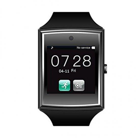 スマートウォッチ LG518 ブルートゥース 4.0 3D サーフェイス サポート 歩数計/睡眠/モニター/スマートスポーツ腕時計 iOSのAndroid…
