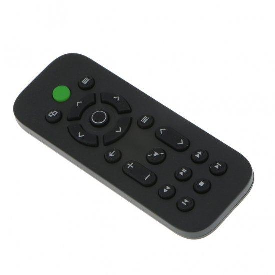 【ノーブランド品】  Xbox One対応 メディアリモコン マルチメディア ゲームプレーヤー