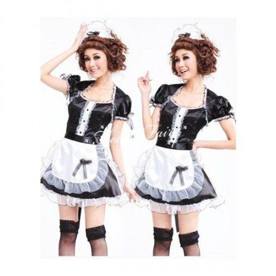コスプレ 衣装 メイド服 1206
