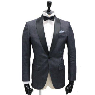 《追加オプション》タキシード仕様(ベストなし) ※デニムスーツと一緒にご購入ください。