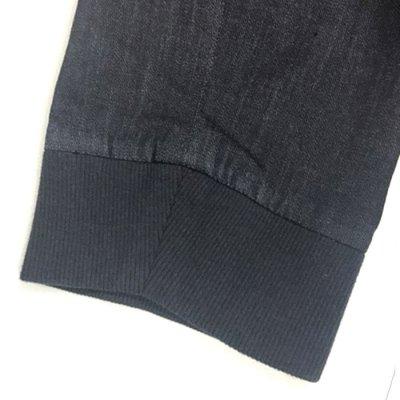 【オプション】パンツ裾リブ