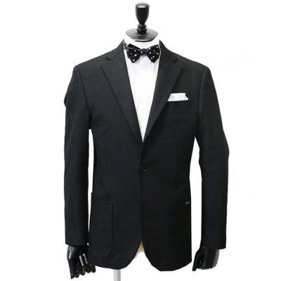 デニムスーツ<br>【KOKU】(BLACK・ブラック/黒×黒デニム)スーツ<br>11oz セルヴィッチデニム