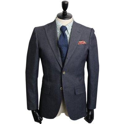 デニムスーツ<br>【ICHIYOU】(NAVY・ネイビー)スーツ<br>クロキ9ozデニム使用