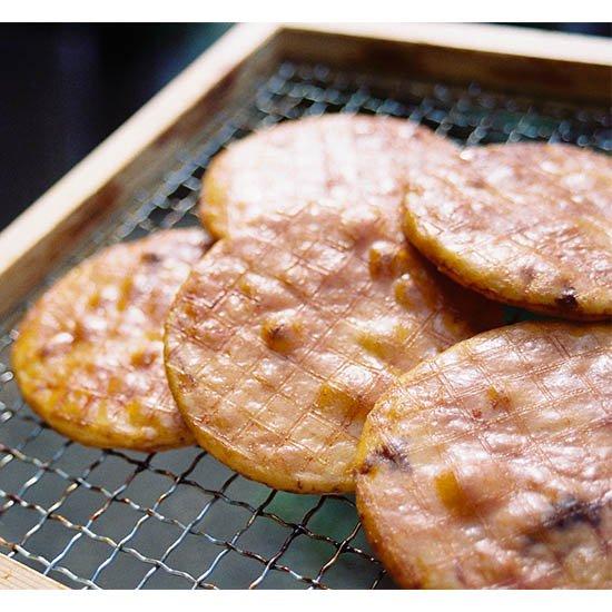 純厚焼 おこげ醤油味 8枚(一枚包装)