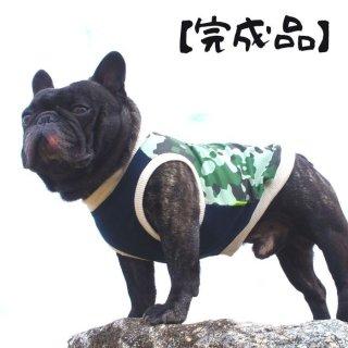 【完成品・即発送】クールタンク/JUNBULL/ネイビー/ちびラーナくん