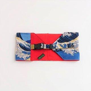 限定販売/冷え冷えクールカラー/北斎の波