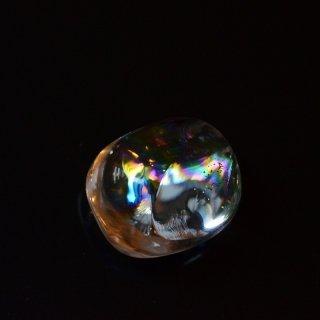 《売約済》レインボー水晶ルース