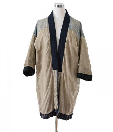 野良着 襤褸 手縫い クレイジー ジャパンヴィンテージ 30〜40年代 A30