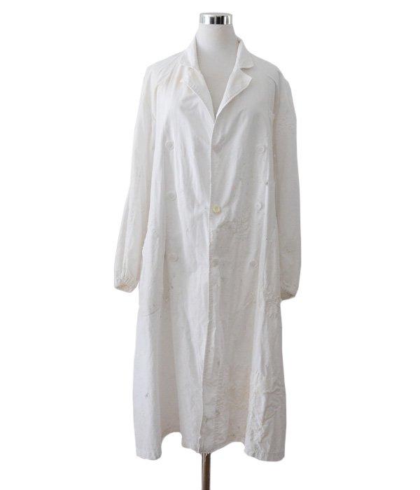 ホスピタルコート 襤褸 リペア ジャパンヴィンテージ 50年代