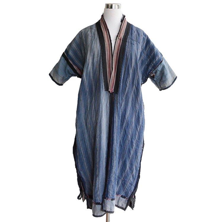 野良着 古着 襤褸 荒刺し子 クレイジー ジャパンヴィンテージ 30〜40年代 | Noragi Sashiko Boro Jacket Crazy Japan Vintage 30〜40s