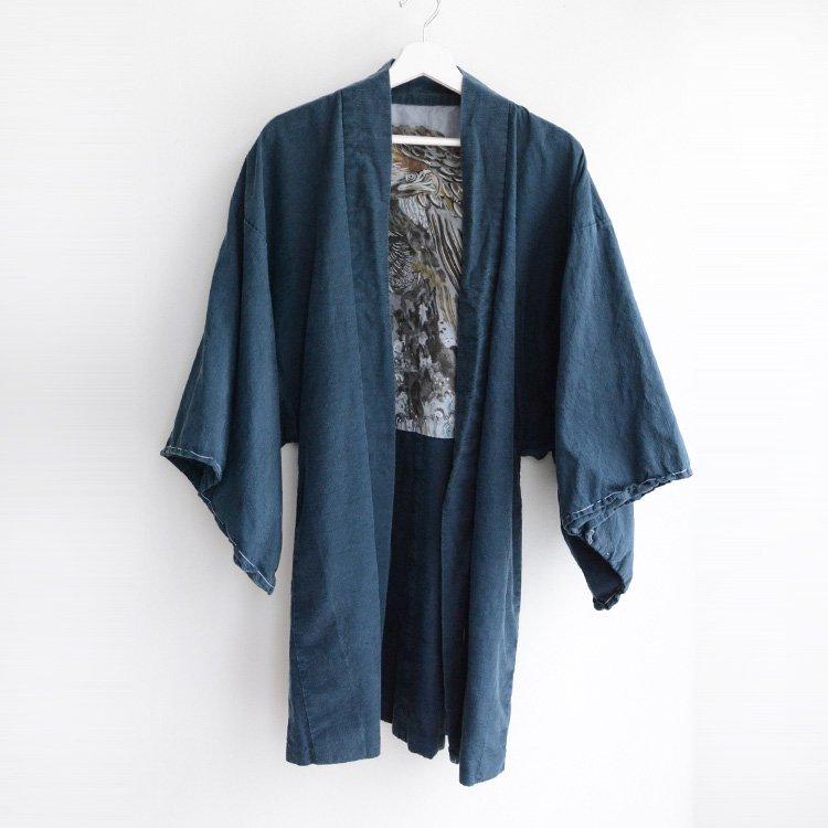 羽織 着物 男 裏勝り 鷲 ジャパンヴィンテージ 70年代   Haori Jacket Japan Vintage 70s Eagle Antique Kimono                                                                                                                                                                                                                                                                                                                                                                                                                                                                                                                                                                                                                                                                                                                                                                                                                                                                                                                                                                                                                                                                                                                                                                                                                                                                                                                                                                                                                                                                                                                                                                                                                                                                                                                                                                                                                                                                                                                                                                                             