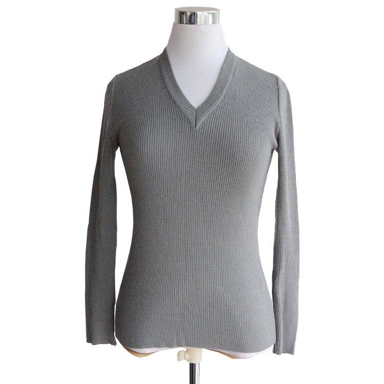 MC SISTER Vネック セーター ジャパンヴィンテージ 日本製 | Vintage 70〜80s V Neck Sweater Made in Japan