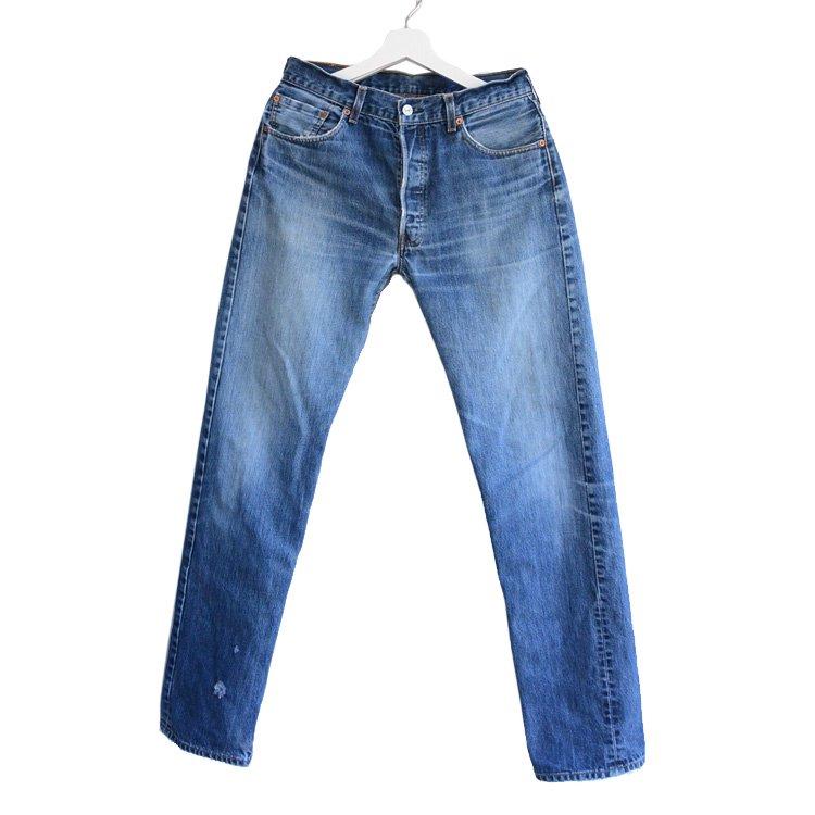 ユーロ リーバイス 501 ヴィンテージ デニム パンツ ジーンズ   Euro Levi's 501 Vintage Denim Pants Jeans 90s