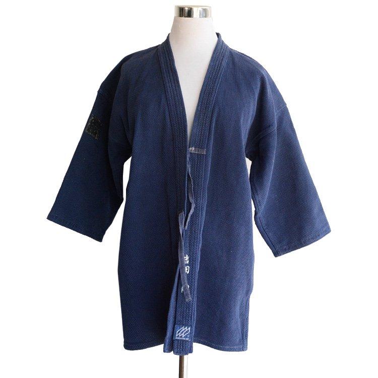 剣道着 綾刺し ジャケット ジャパンヴィンテージ 昭和 日本製 | Kendo Jacket Sashiko Japan Vintage Musashi Made in Japan